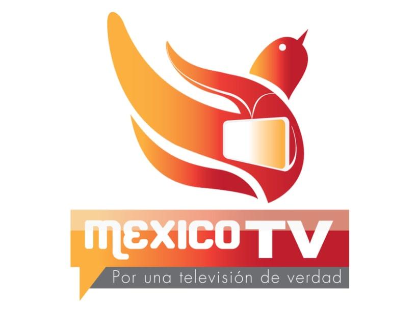 Logo MéxicoTV 2