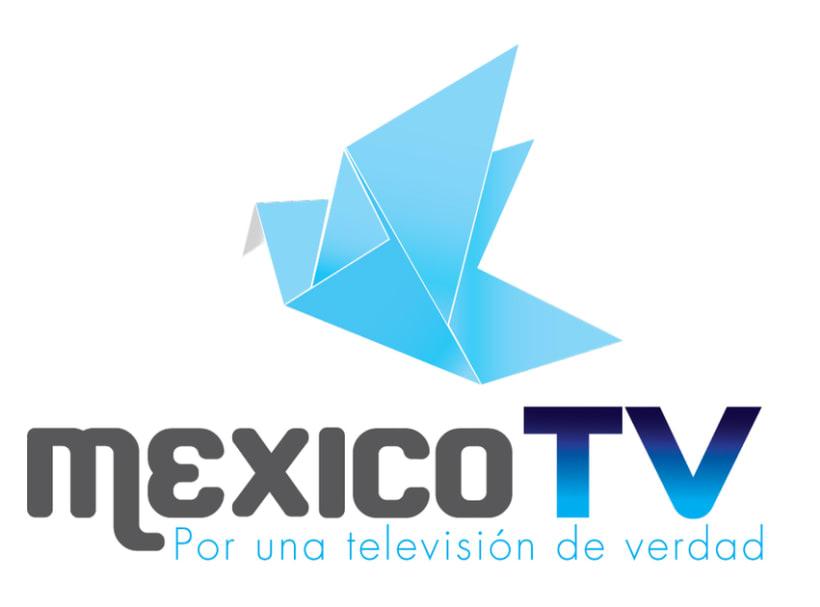 Logo MéxicoTV 3