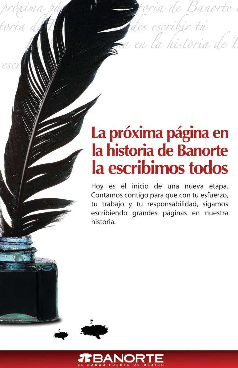 110 Años de Banorte 0