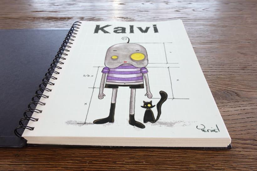 Kalvi & Katzi 1