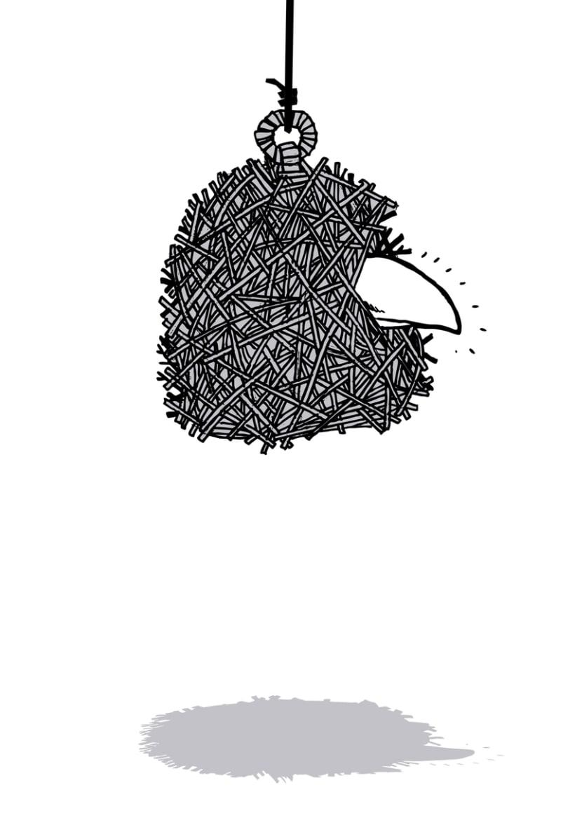 Portada + ilustraciones para libro de relatos 1
