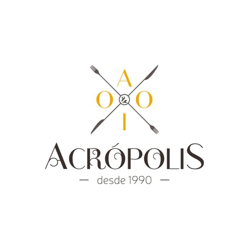 Logotipo Acrópolis 1