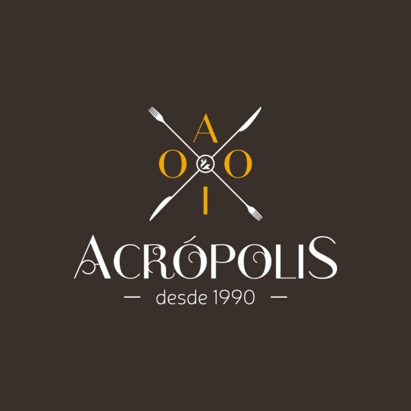 Logotipo Acrópolis 3