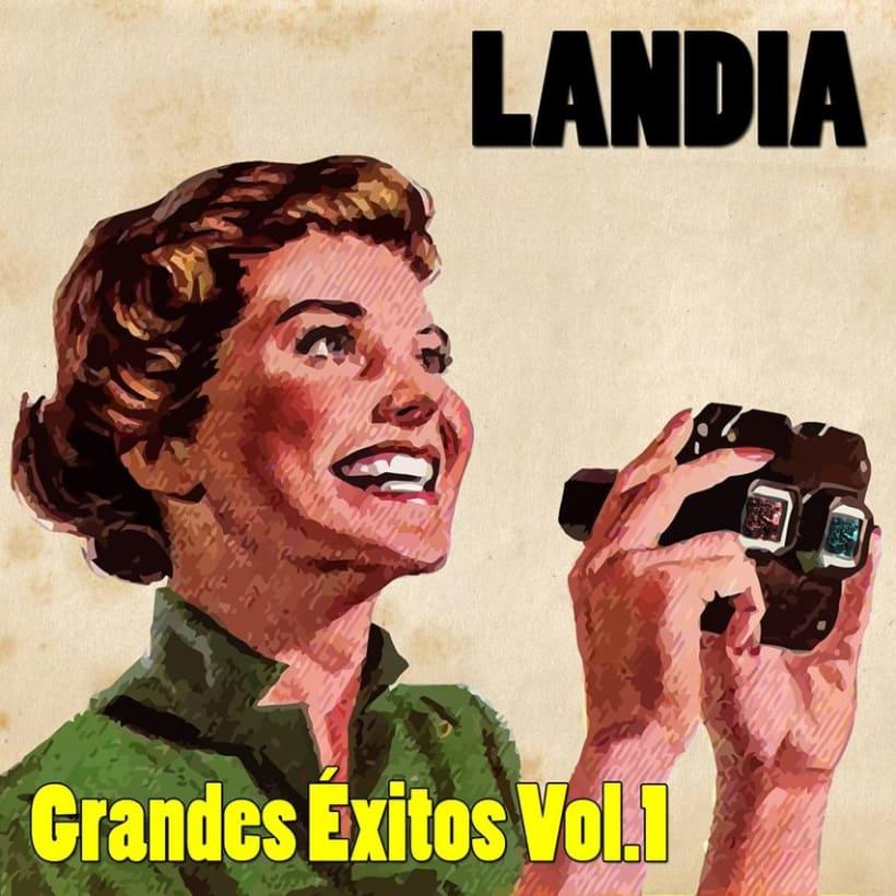 Landia - Grandes éxitos Vol.1 0