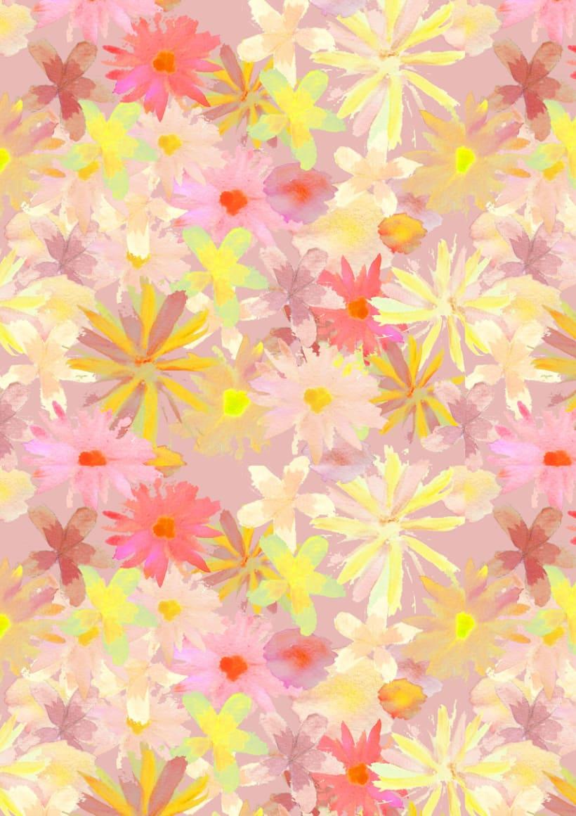 Flores de Agosto 0