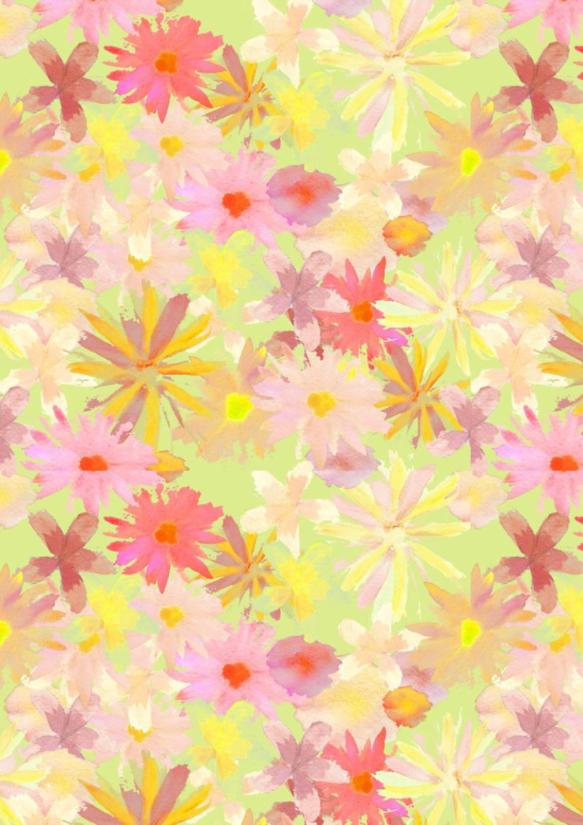 Flores de Agosto 1