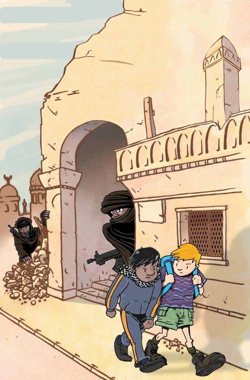Segrest a Bagdad 0