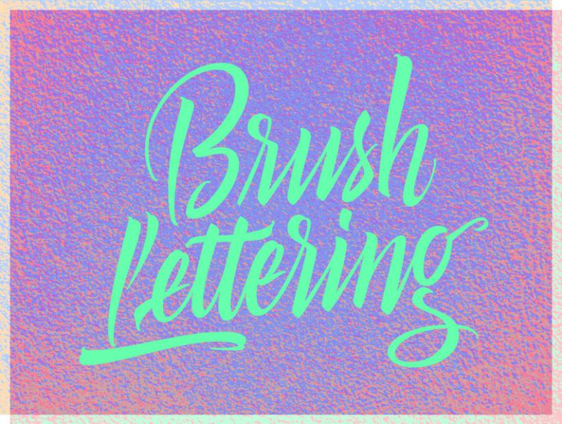 Brush Lettering 9