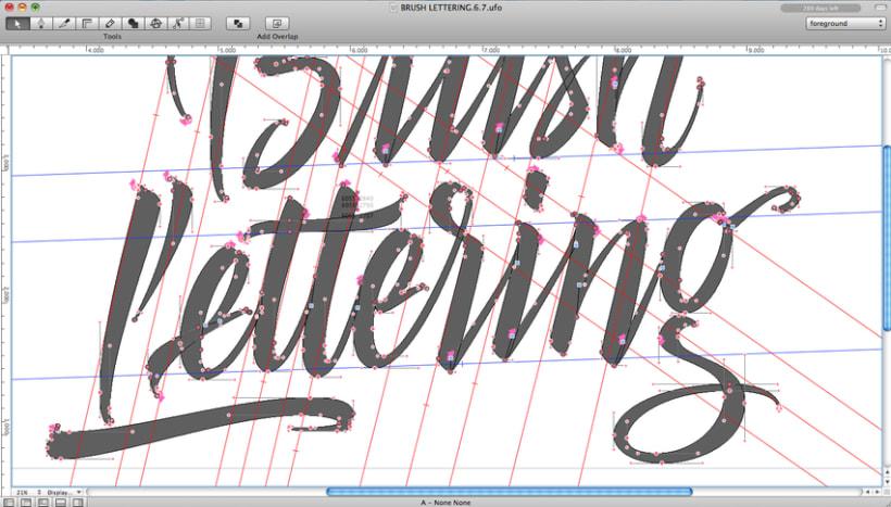Brush Lettering 3