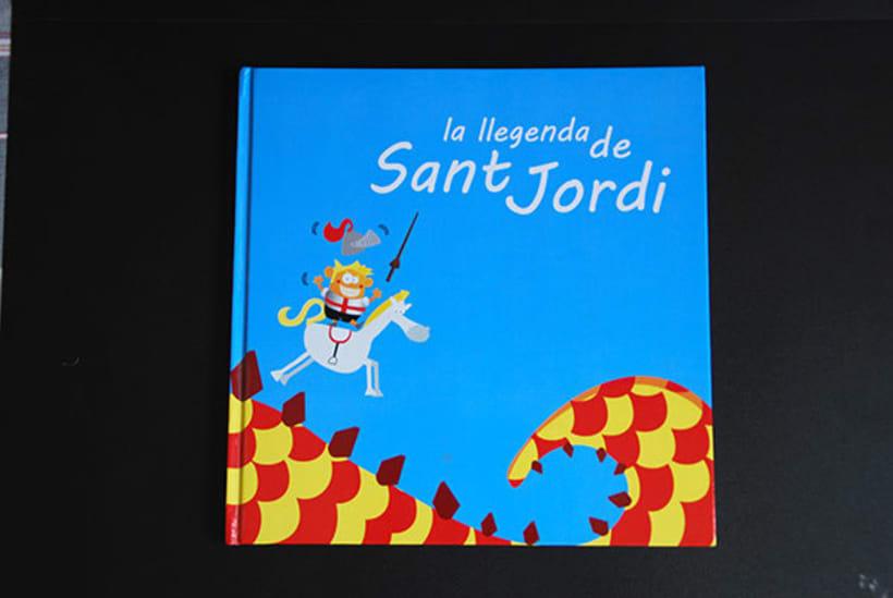 Sant Jordi 2014 3