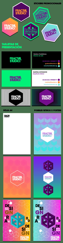 FRACTAL STUDIO BRAND 1