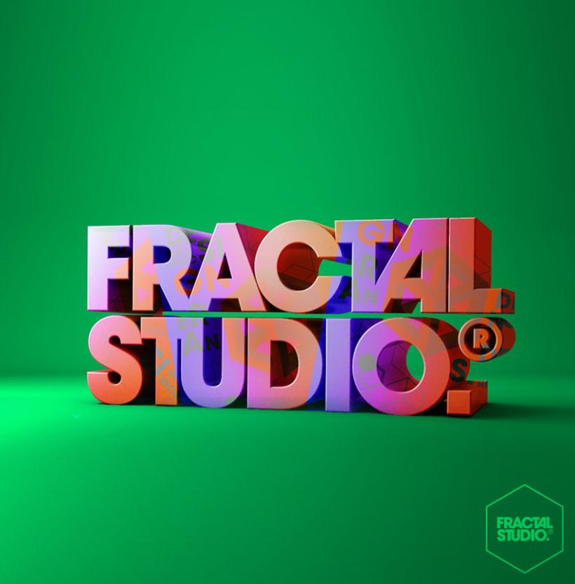 FRACTAL STUDIO BRAND 5