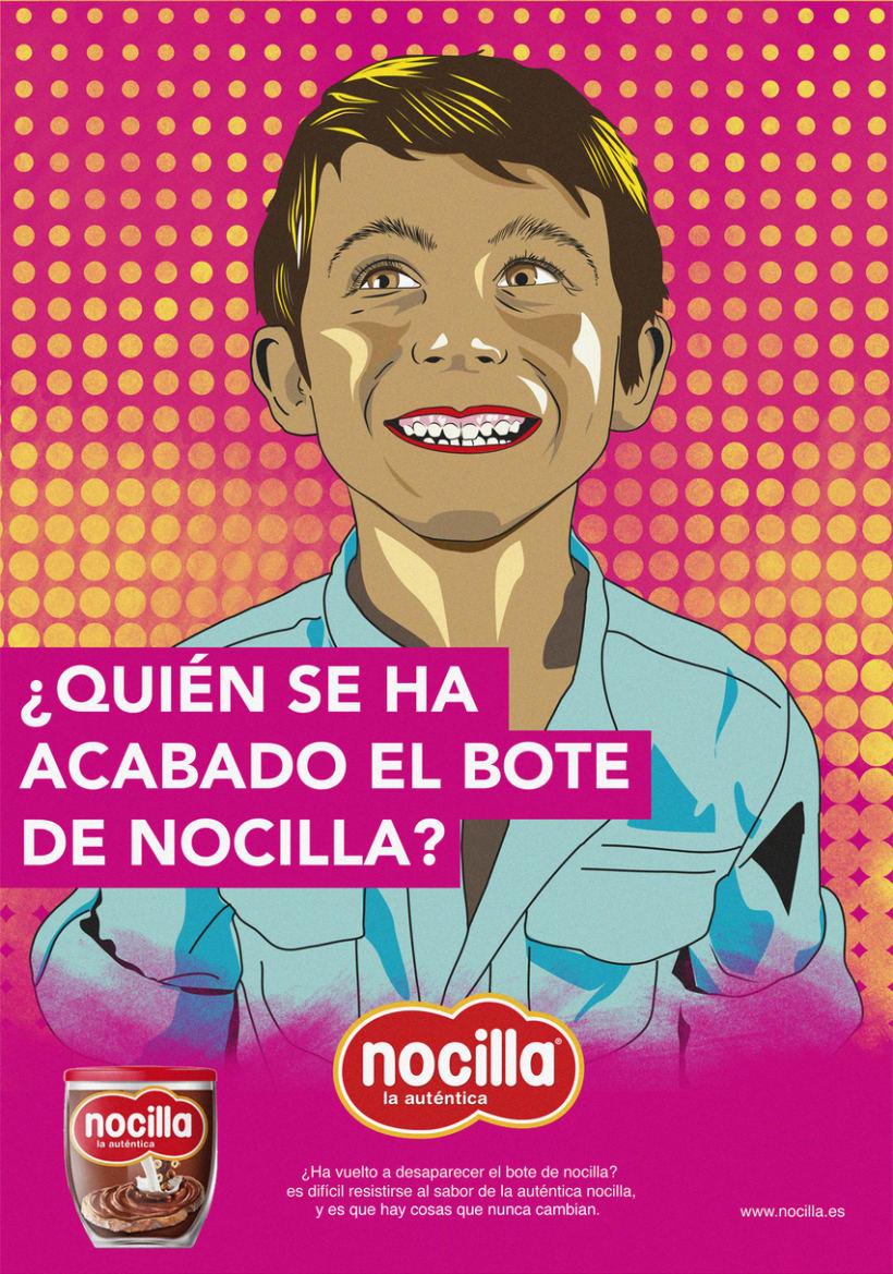 Ilustra Nocilla anuncio 0