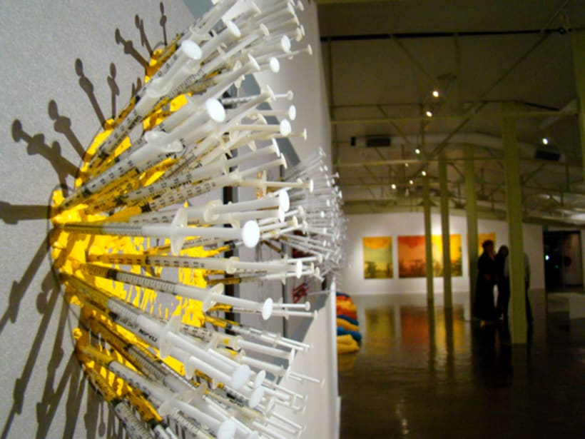 La Quinta - Exposición del Colectivo 2x1 3