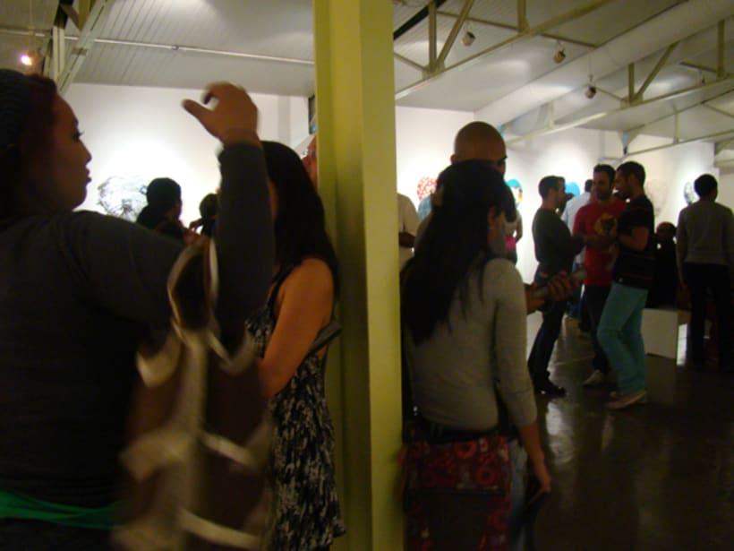 La Quinta - Exposición del Colectivo 2x1 7