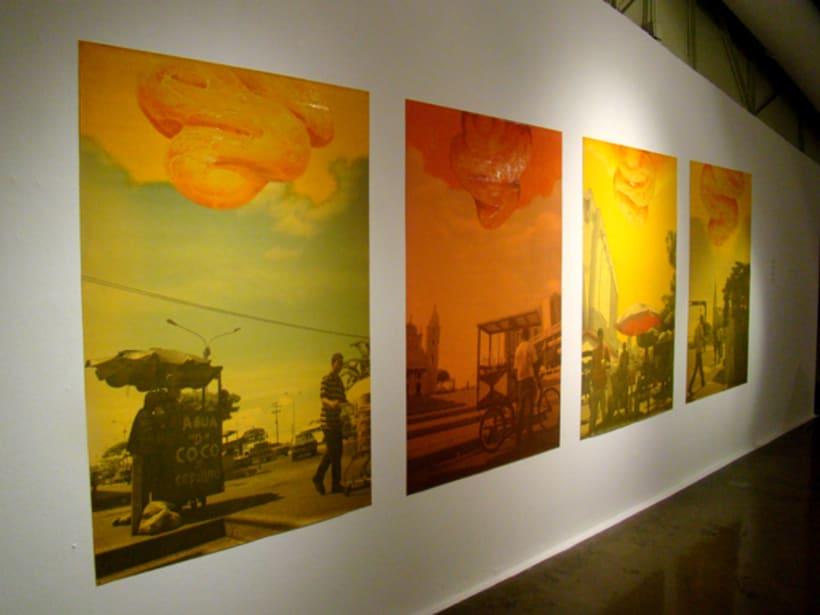 La Quinta - Exposición del Colectivo 2x1 4