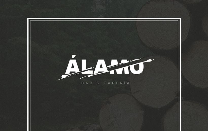 Álamo Branding & Interior 0