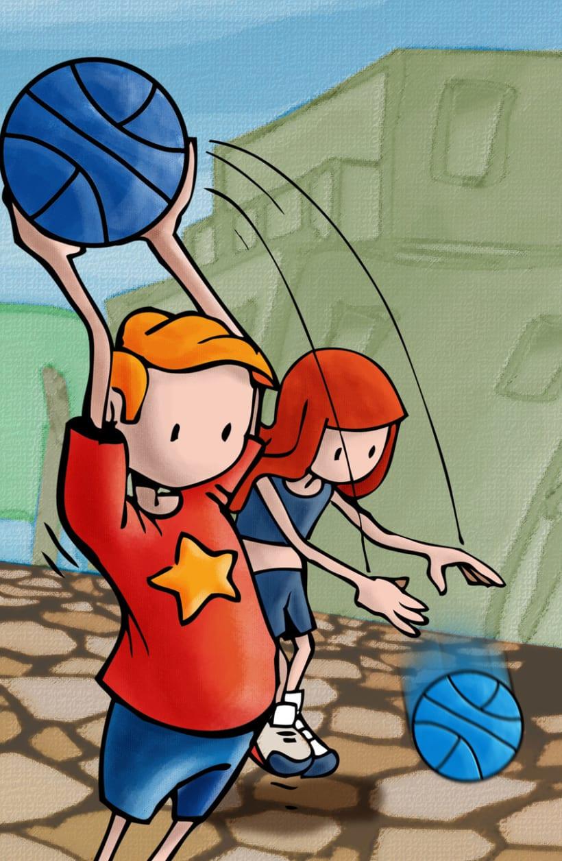 Juegos para educación física escolar 3