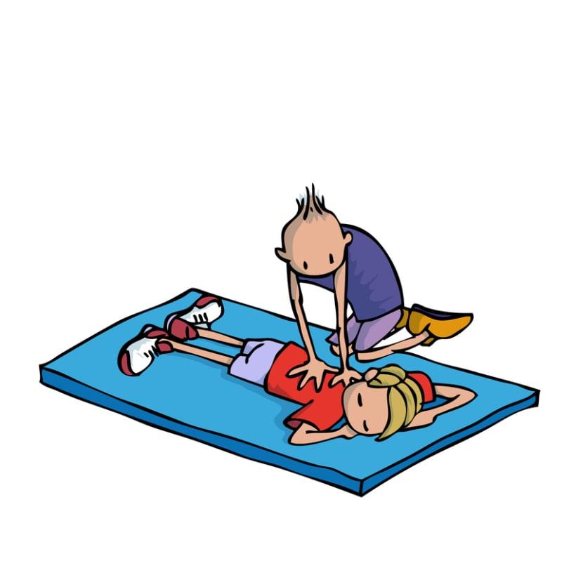 Juegos para educación física escolar 4