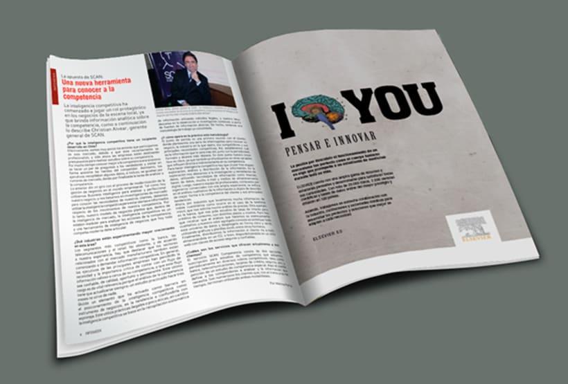 Elsevier. Campaña de fidelización. 4