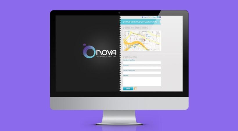 Branding Nova 3