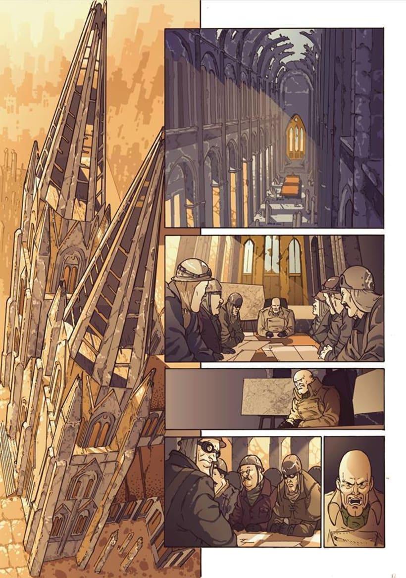 Comic-CLANES-Ominiky Ediciones 0