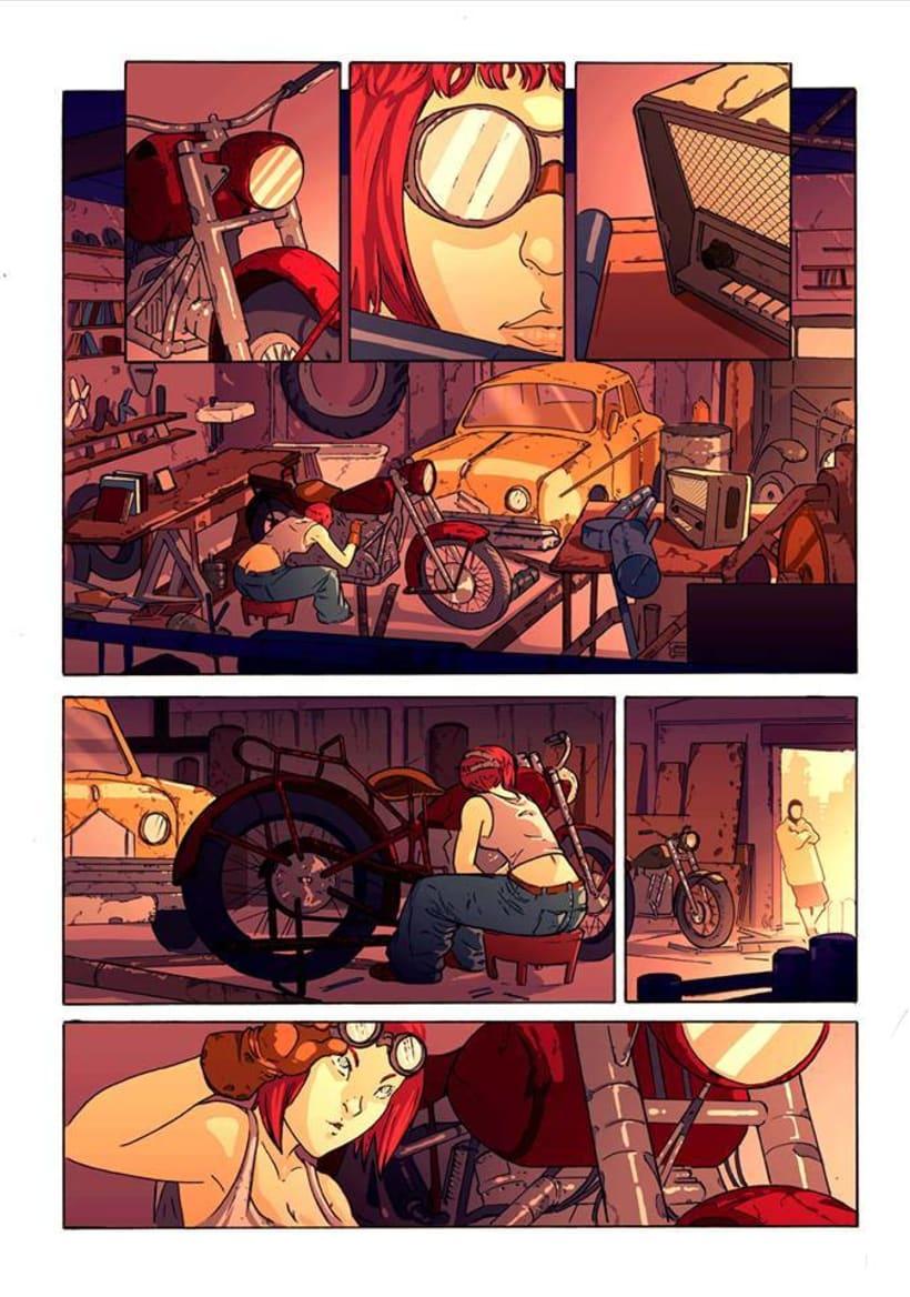 Comic-CLANES-Ominiky Ediciones 1