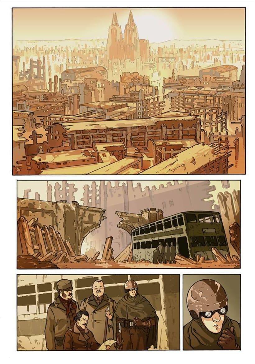Comic-CLANES-Ominiky Ediciones 2
