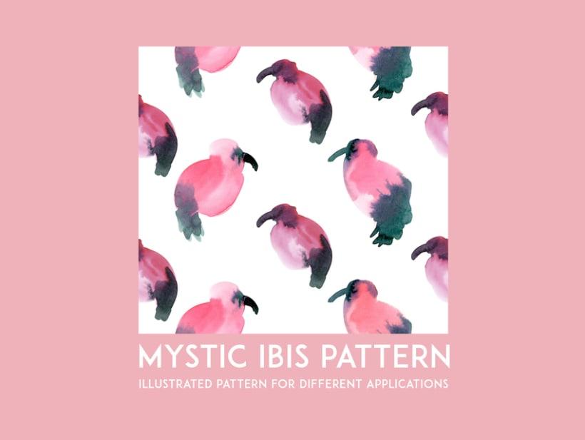 Mystic Ibis | Pattern 0