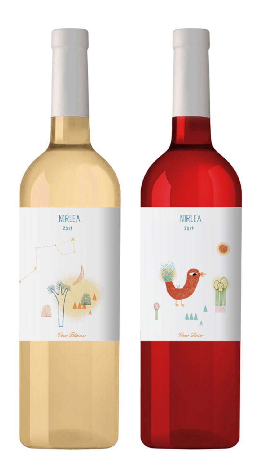 NIRLEA (Wine Label) 2