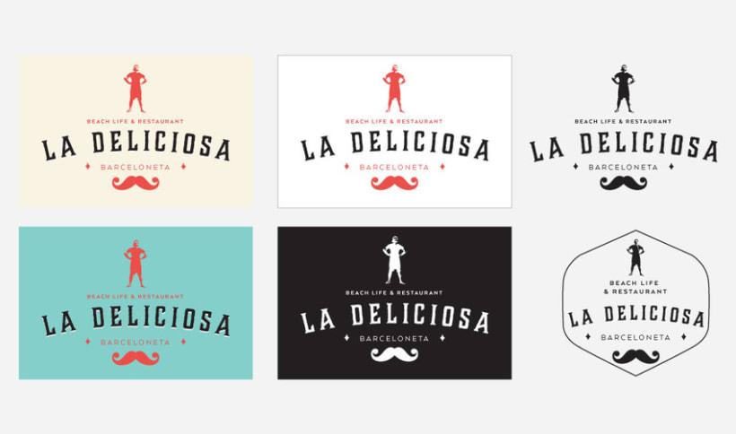 La Deliciosa - Beach Life & Restaurant - Barceloneta 1