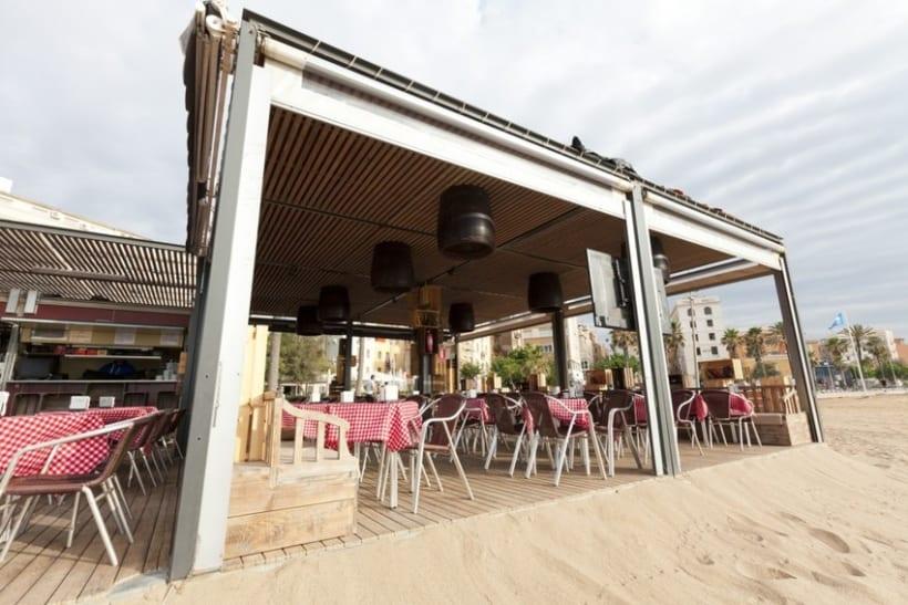 La Deliciosa - Beach Life & Restaurant - Barceloneta 2