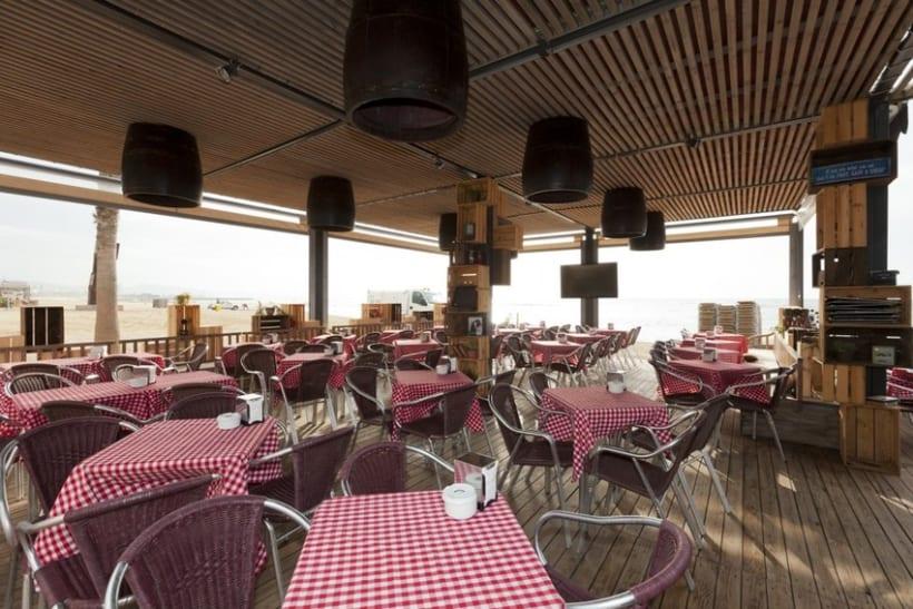 La Deliciosa - Beach Life & Restaurant - Barceloneta 3