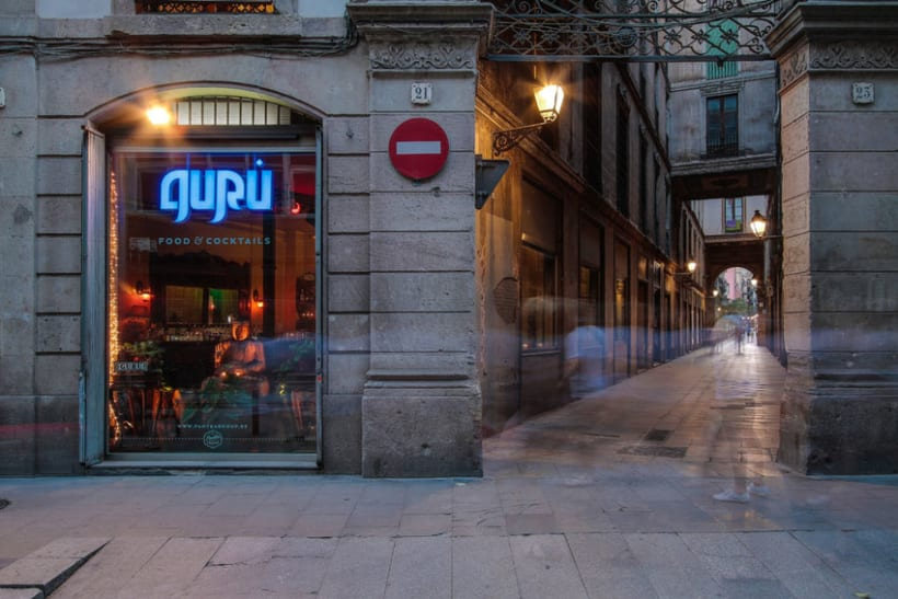 Gurú - Food & Cocktails - BCN 0