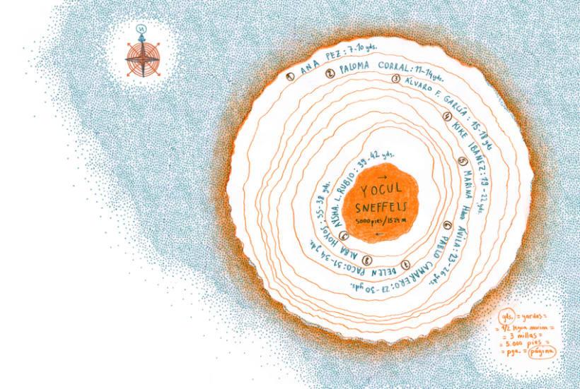 Viaje al centro de la tierra (Fanzine Edition) -1