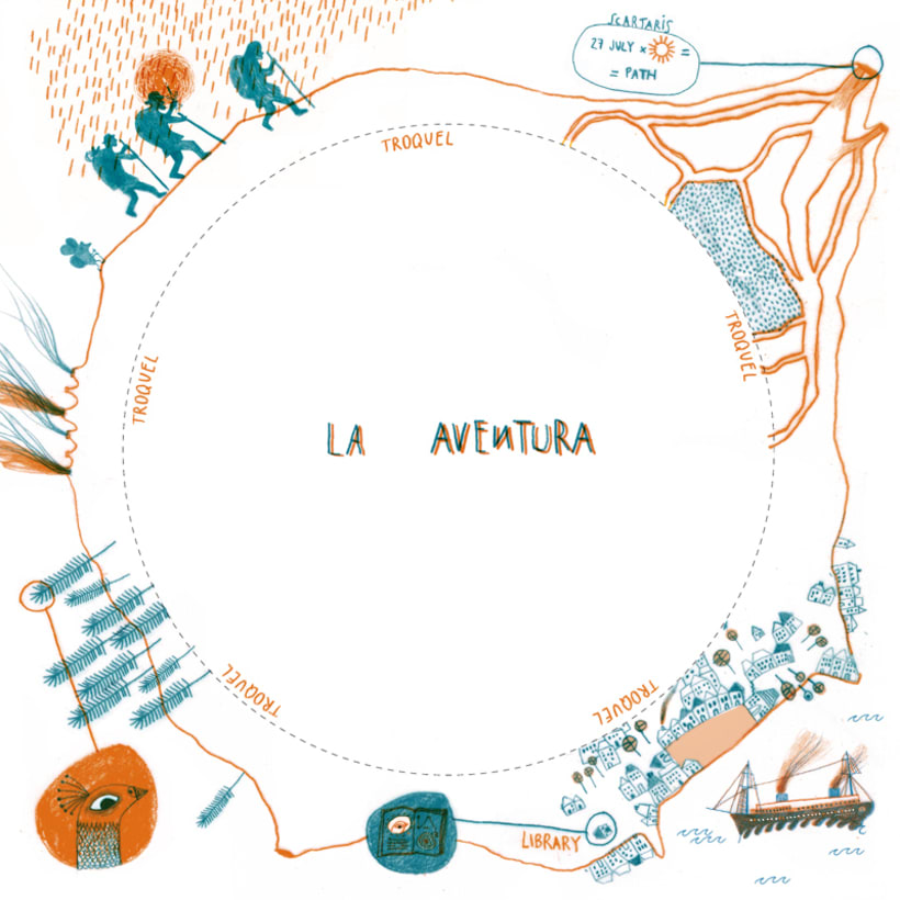 Viaje al centro de la tierra (Fanzine Edition) 0