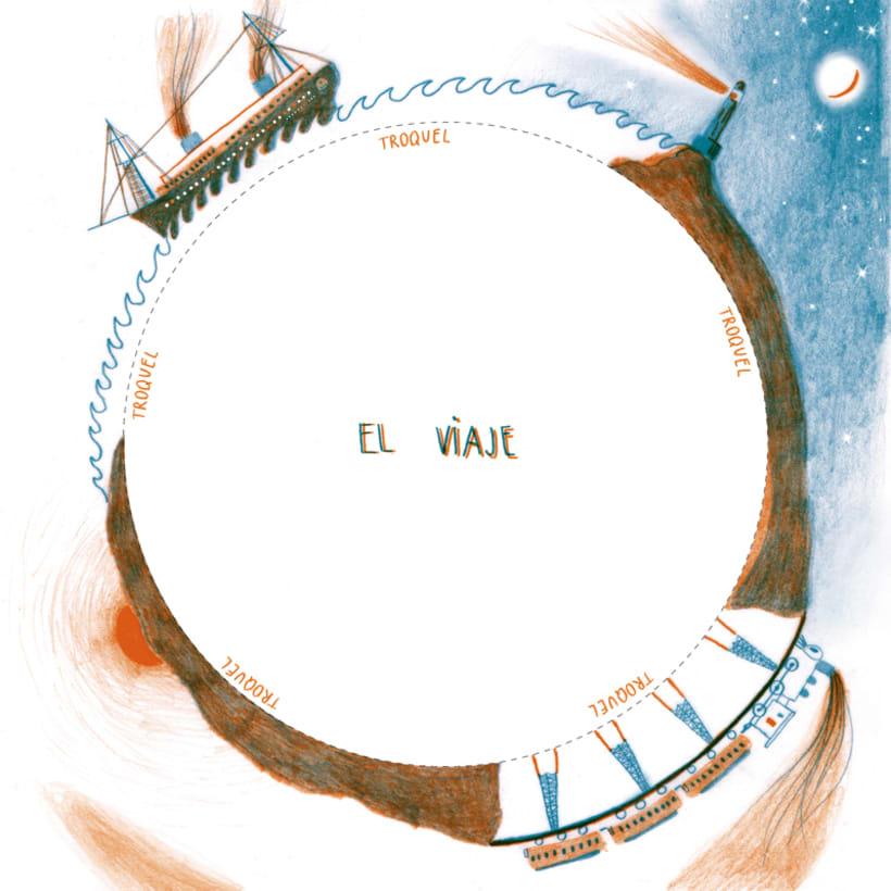 Viaje al centro de la tierra (Fanzine Edition) 1