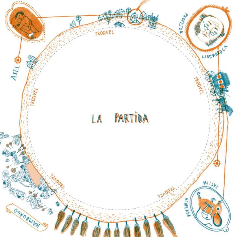Viaje al centro de la tierra (Fanzine Edition) 2