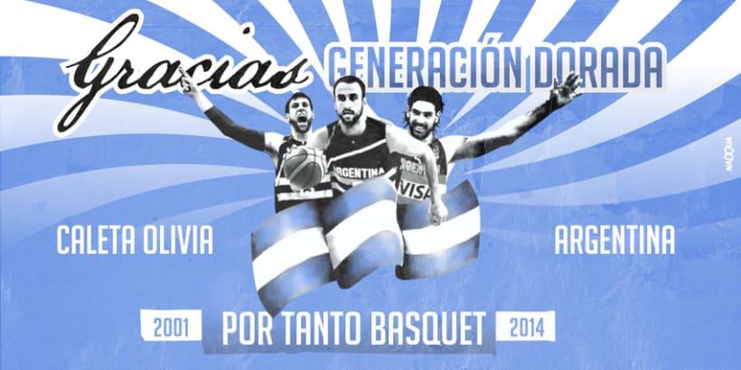 Selección Argentina de Basquet 2