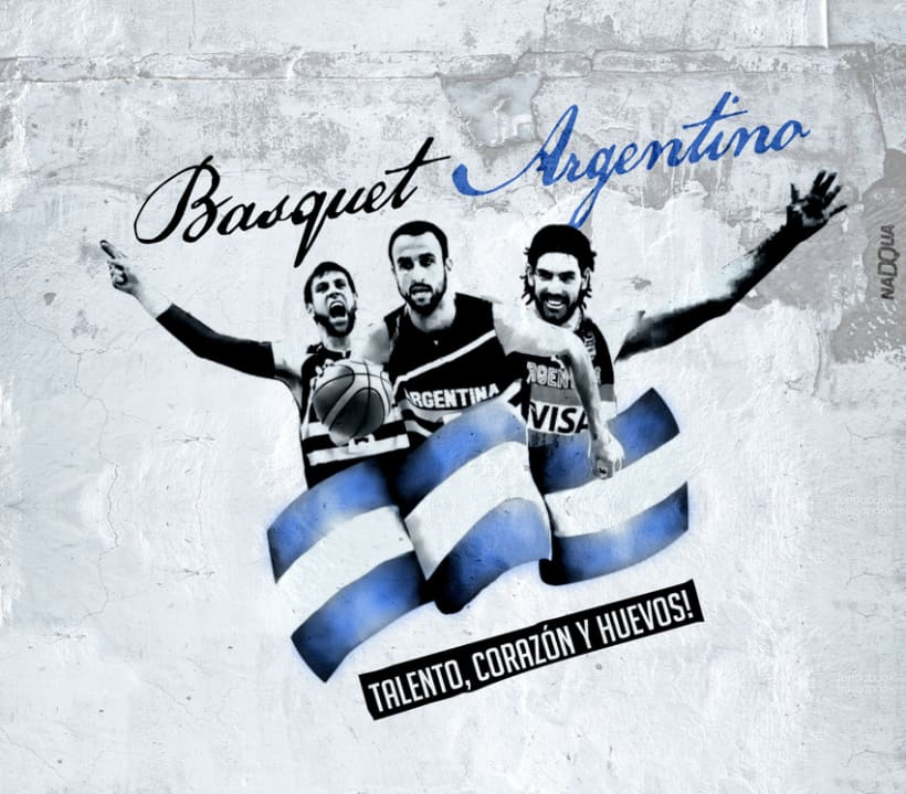Selección Argentina de Basquet 0