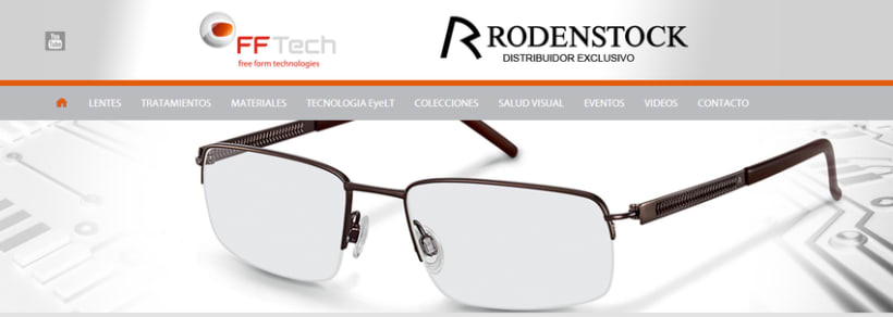 Web Site Rodenstock VE 0