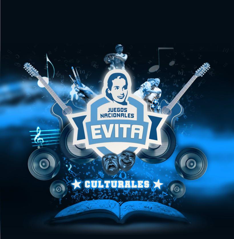 Juegos Nacionales Culturales Evita -1
