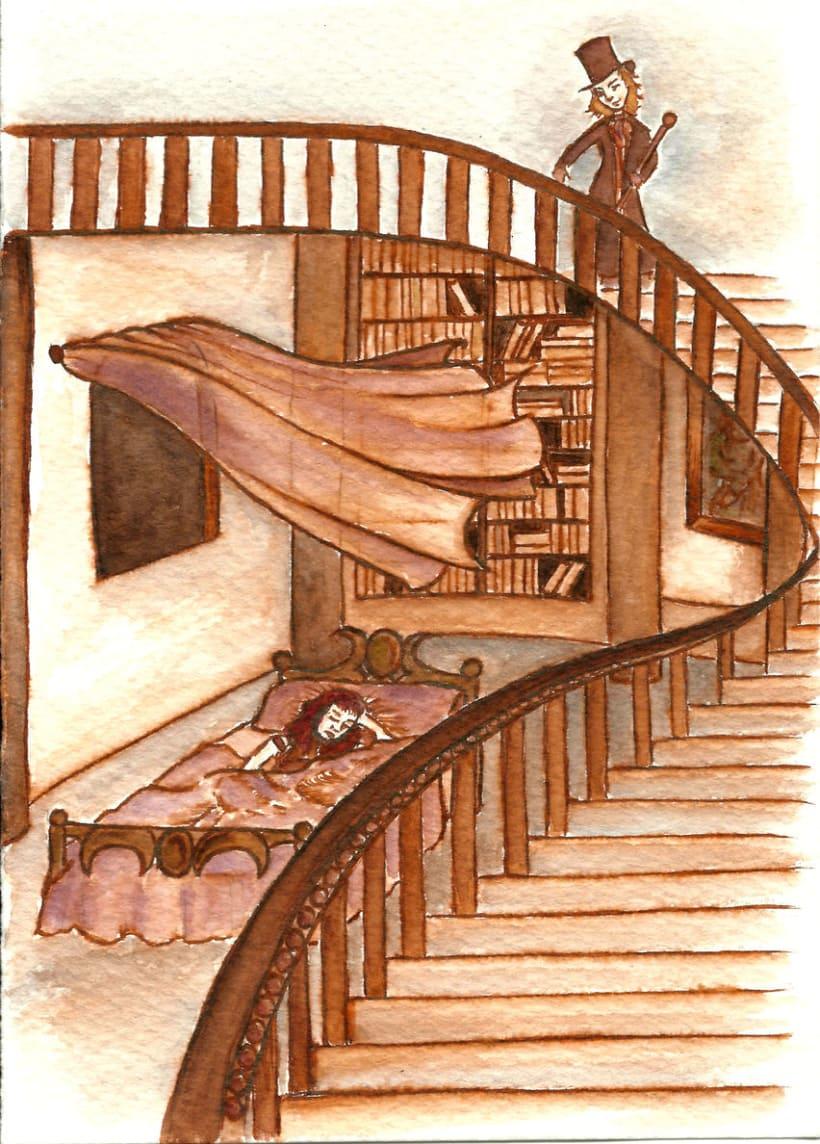 Portfolio: algunos de mis trabajos en Ilustración 25