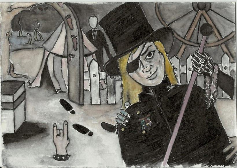 Portfolio: algunos de mis trabajos en Ilustración 27