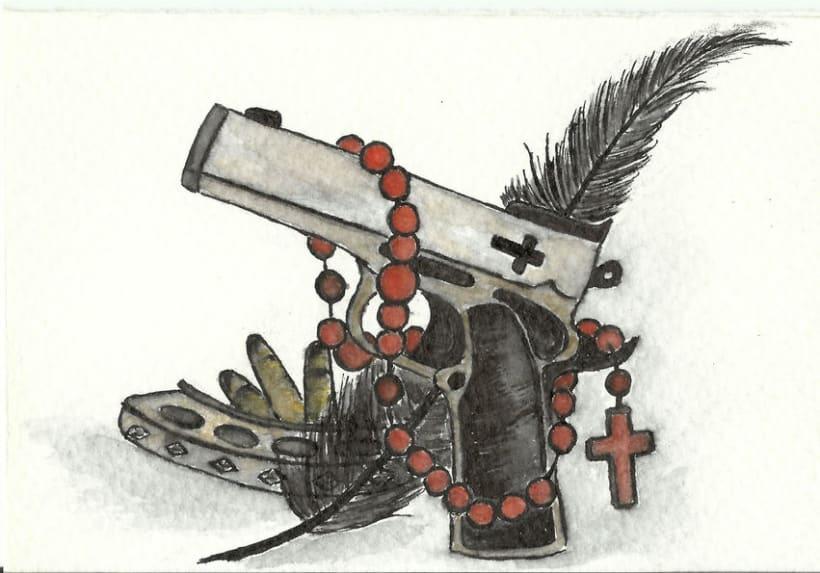 Portfolio: algunos de mis trabajos en Ilustración 29