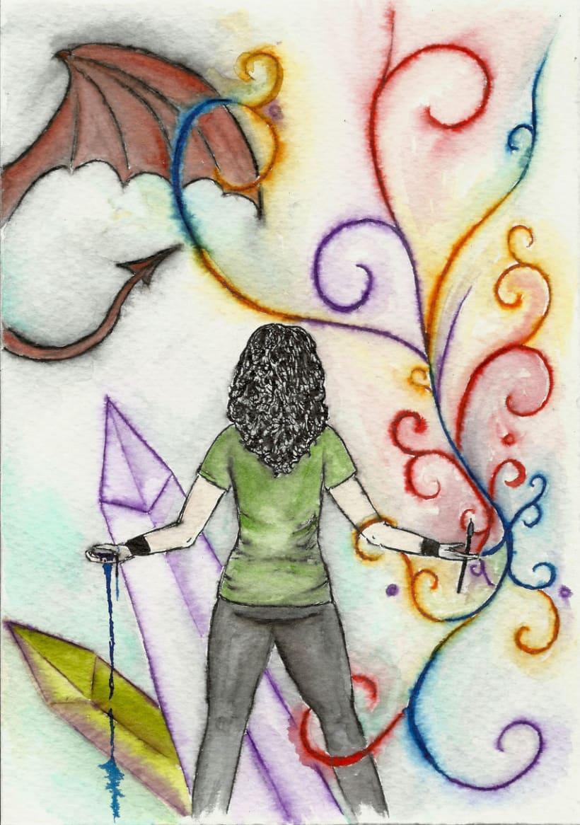 Portfolio: algunos de mis trabajos en Ilustración 11