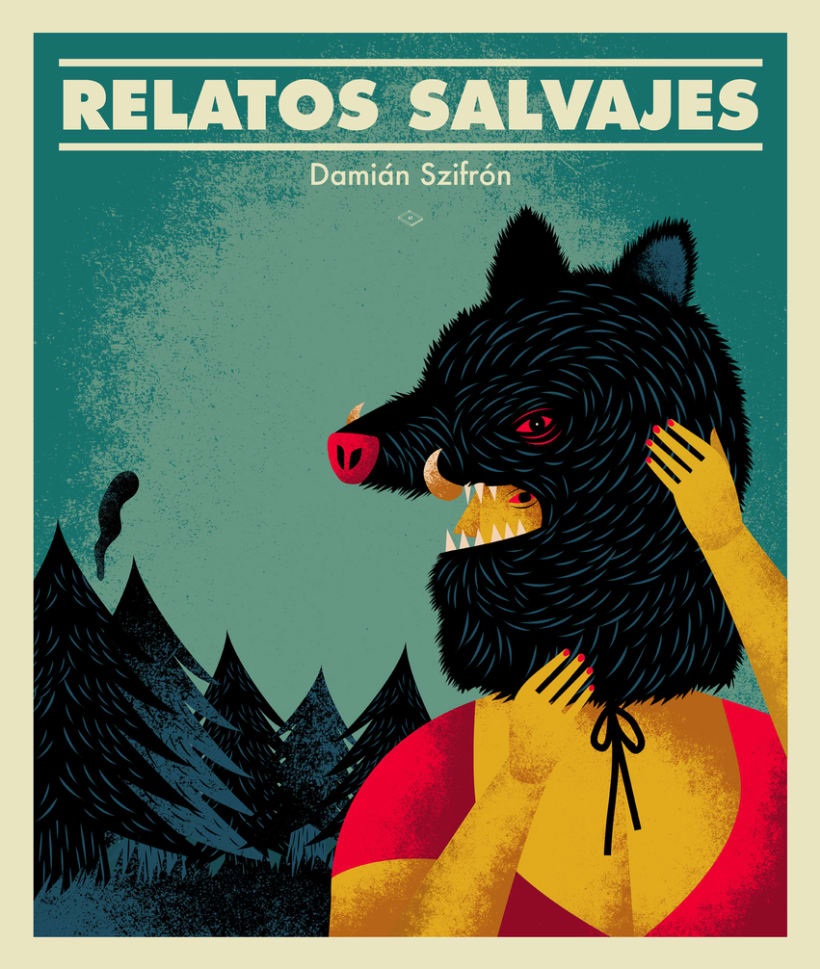 Afiches Alternativos de Relatos Salvajes 3