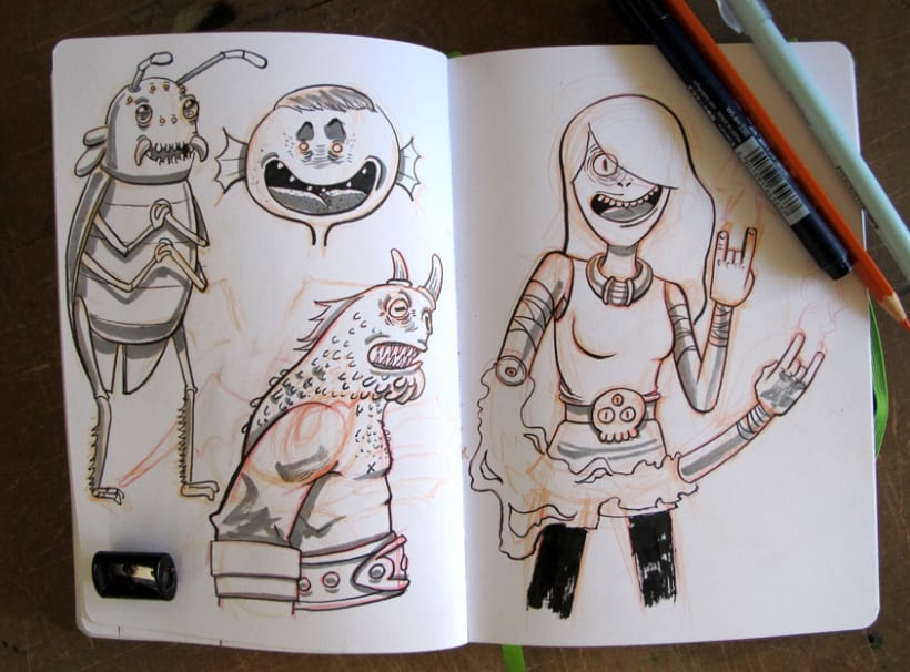 Mis Cuadernos 74