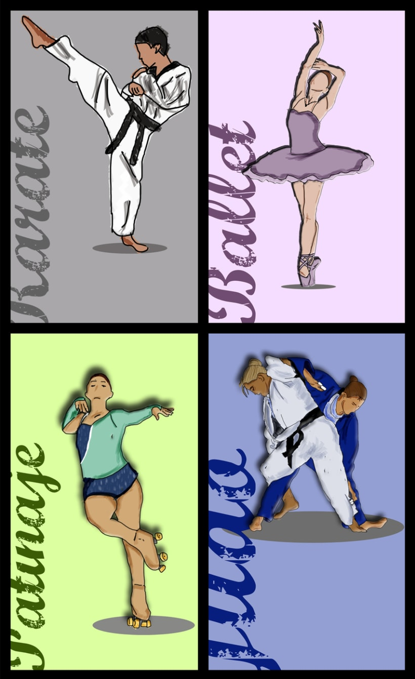 Deportes ilustrados 1