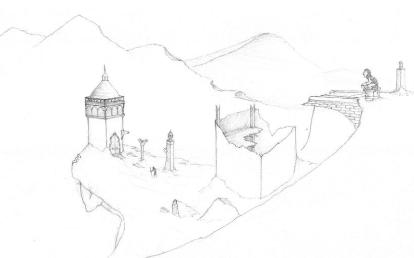 Arquitecturas imaginadas 3